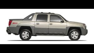 Wanted Avalanche hood and Right front fender