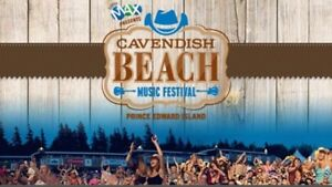 Cavendish Beach Music Fest