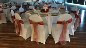 Sashes - chair sashes &a Table Runners Wedding East Cannington Canning Area Preview