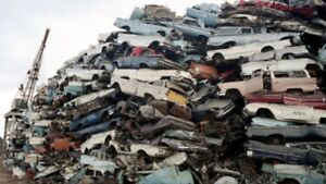 Best money paid for unwanted  scrap cars