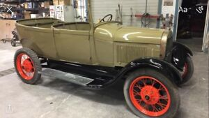Looking for 1928 ford model A phaeton