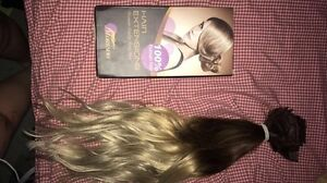 Moresoo Ombre Remy Hair Extensions