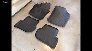 Volkswagen Golf Weathertech floor mats
