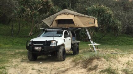AUSTRACK ROOFTOP TENT WITH ANNEX & rooftop tent in Caboolture Area QLD | Camping u0026 Hiking | Gumtree ...