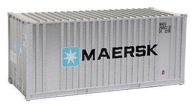 H0 Container 20 Fuß Maersk -- 8001 NEU