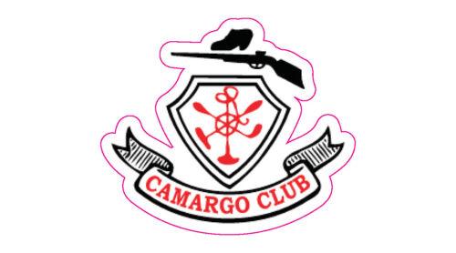 """Camargo Golf Club Logo Decal - 2"""" x 2"""""""