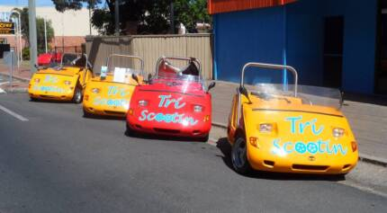 Scooter Car Business For Sale