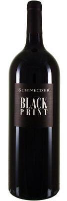 Black Print Rotwein Cuvée Markus Schneider MAGNUM 1,5L (aktuellen Jahrgang bitte