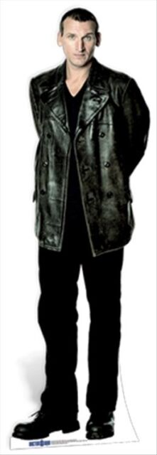 The 9th Doctor Who Christopher Eccleston Official Lifesize Cardboard Fun Cutout
