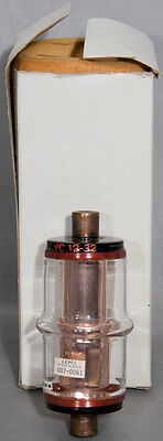 New Dolinko Wilkens Vc12-32 Vc 12-32 Vacuum Glass Fixed Capacitor 12 Pf 32 Kv