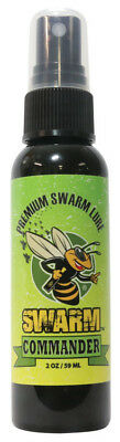 Swarm Commander Premium Swarm Lure 2oz Spray Bottle