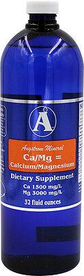 Liquid Magnesium Blend - Calcium Magnesium 32oz. - Liquid Mineral Blend