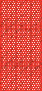 "Cuttlebug 5""x12"" Polka Dot Embossing Folder Page-$15"