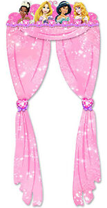 Disney Very Important Princess VIP Party Supplies Doorway Curtain Decoration