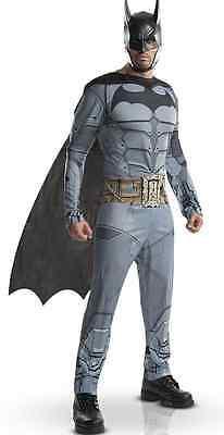 Hombre Arkham DC Comics Batman Superhéroe Disfraz de Halloween S-XL
