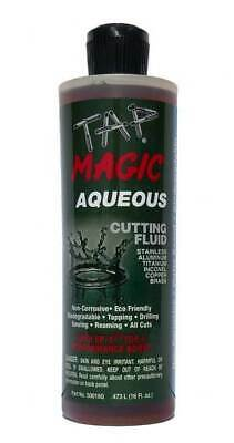 2 X 16 Oz. Tap Magic Aqueous Biodegradable Fluid-for Drillingtappingmilling