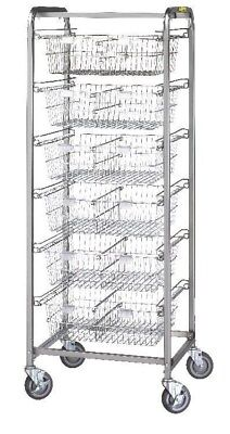 Six Basket Resident Item Cart Model Number 1006 ()