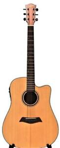 Back to School Sales ! Top solid acoustic guitars big sale !