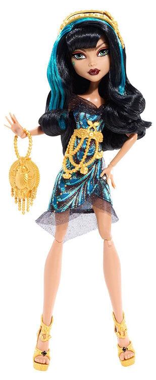 top 10 monster high dolls ebay. Black Bedroom Furniture Sets. Home Design Ideas