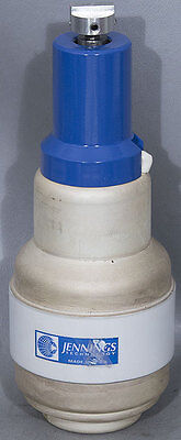 Jennings Cvcj-1000-5d2363 Vacuum Variable Capacitor 1000-5s 7-1000 Pf 5 Kv