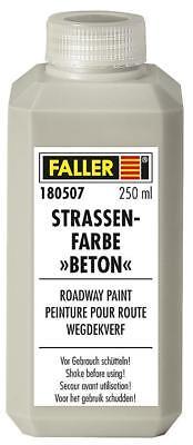 Faller 180507 Rue Couleur Béton 250ml 1 Litre =