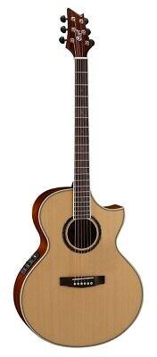 Cort NDXBARINS Baritone Acoustic Electric Guitar -Fishman Electronics