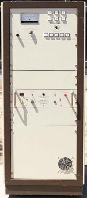 Ifi M404e Ultra Broadband Linear Rf Power Amplifier 400 W 10 Khz .01-220 Mhz