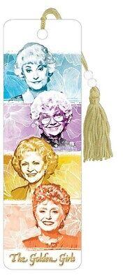 Bookmark Premier Tassel The Golden Girls Dorothy Rose Sophia Blanche