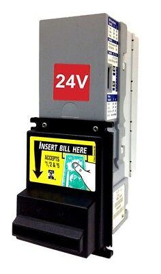 Mars Mei Vn 2512 Mdb Dollar Bill Validator Acceptor Changer Dba With Flash Port-