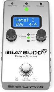 BEATBUDDY Mini Electronic Drums Pedal
