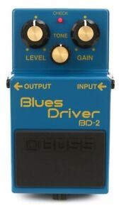 Boss Blues Driver Trade for delay pedal.