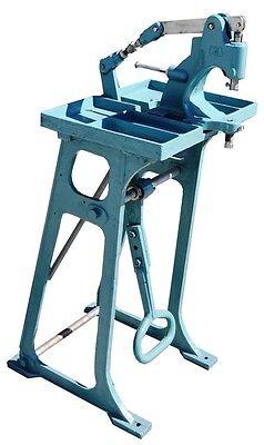 Snap Machine Kick Press Grommet Eyelet Machine Used