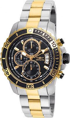 Invicta Men's Pro Diver Quartz Multifunction Black Dial Watch 22418