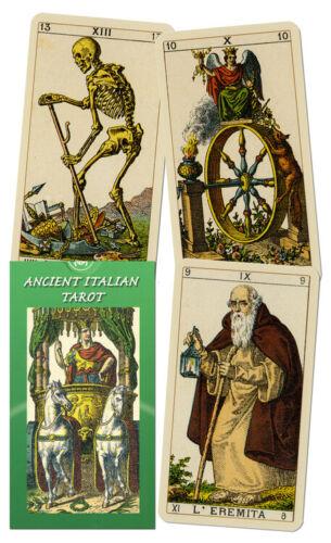 Ancient Italian Tarot Deck Lo Scarabeo New Sealed