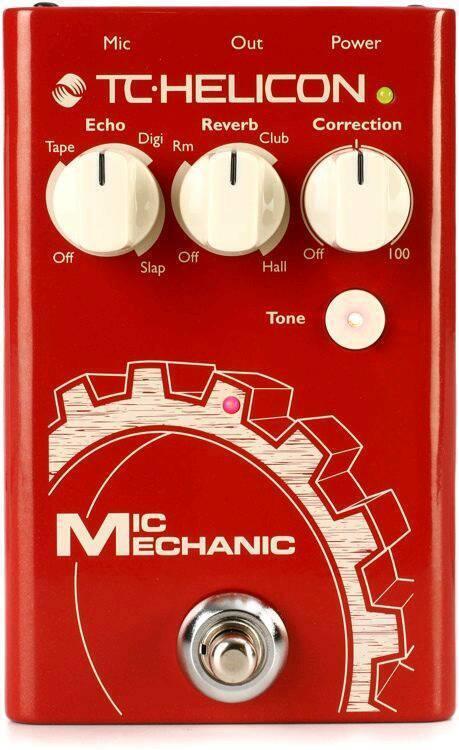 Tc Helicon Mic Mechanic