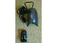 Tetra fish tank pump with adaptor