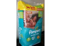 Pampers 5 Giga pack
