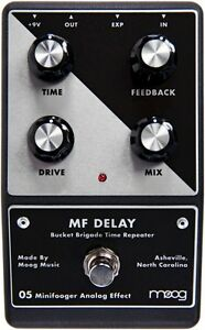 Trade my Moog MF Delay for your Deluxe memory boy