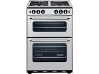 //(%)\ NEW WORLD SILVER GAS COOKER INCLUDES 6 MONTHS GUARANTEE