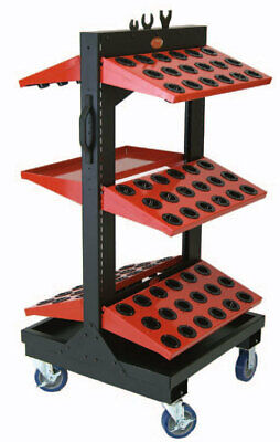 Huot Btcatnmtb 40 Taper Cnc Toolscoot Tree- Holds 90 Toolholders