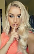 """100% REMY TAPE HAIR EXTENSIONS HUMAN HAIR SKIN WEFT 20""""22""""24""""26"""" Surfers Paradise Gold Coast City Preview"""
