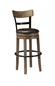 "Bar Stool 30"" with Swivel Feature"