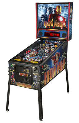Stern Iron Man Vault Edition Pinball Machine [2020]