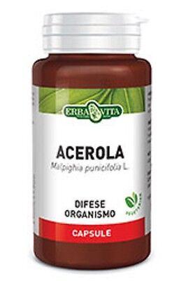 Acerola 60 capsule da 550 mg - Erba Vita