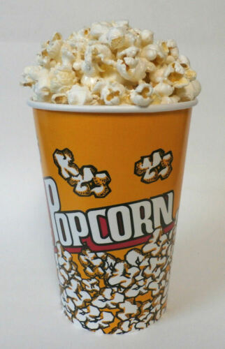 Fake food bucket of popcorn