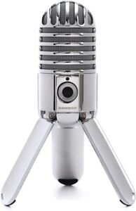 Samson Meteor Microphone - Perfect Condition with Box