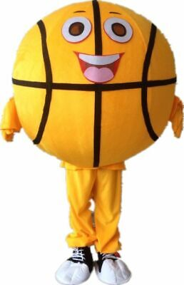 Basketball Mascot Costume Suit Cosplay Party Game Dress Outfit Halloween - Halloween Basketball Games