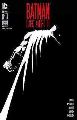 BATMAN: DARK KNIGHT III  1,2,3,4,5,6   (VON 8)  Panini Comics