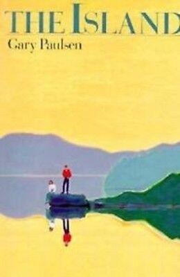 Island by Gary Paulsen (1988, Hardcover (Paulsen Island)
