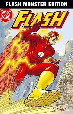 DC MONSTER EDITION: FLASH 1 deutsch PRINT-ON-DEMAND (US 189-200) PANINI 2004